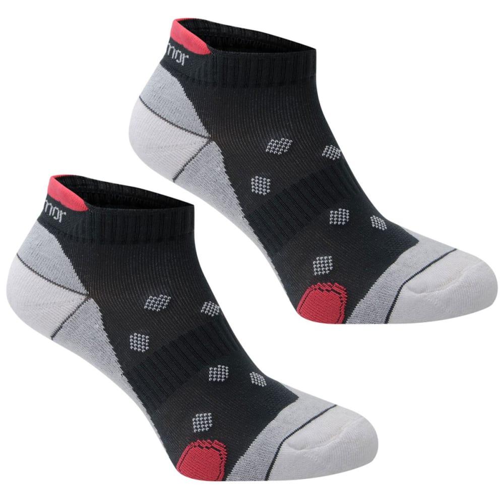 Karrimor Womens Running Socks, 2 Pack - Black 5233-610