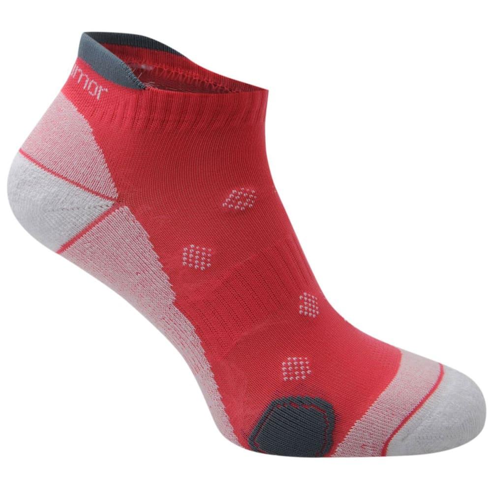 KARRIMOR Women's Running Socks, 2 Pack - HOT PINK