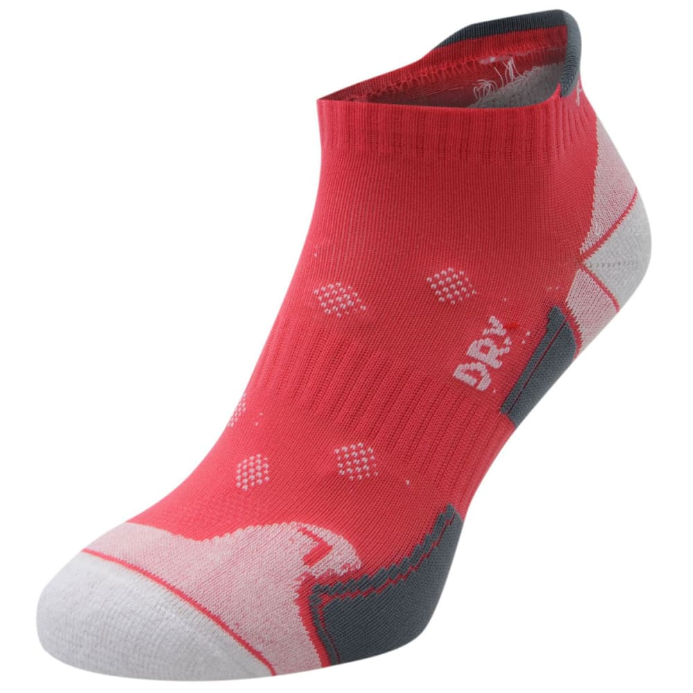 KARRIMOR Women's Running Socks, 2 Pack - HOT PINK