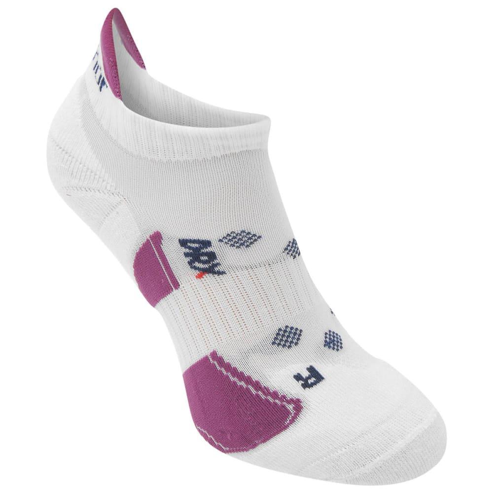 KARRIMOR Women's Running Socks, 2 Pack - WHT/BERRY