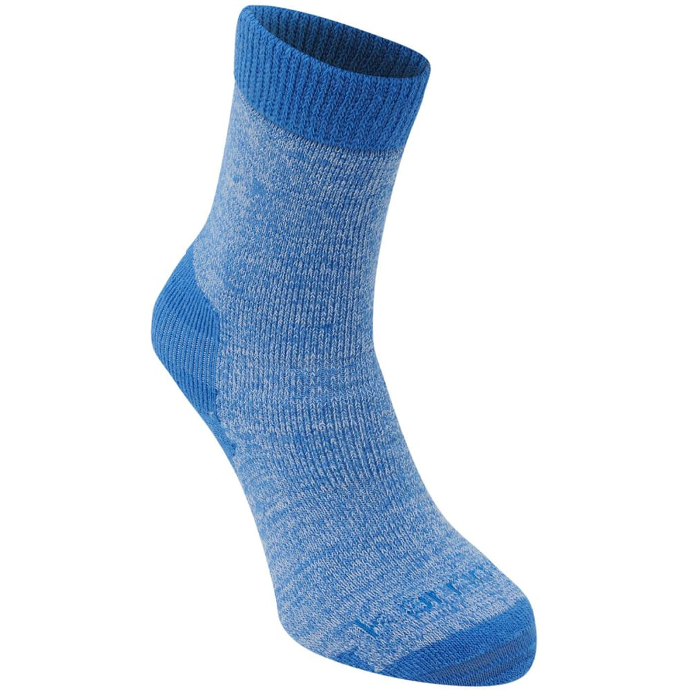 KARRIMOR Women's Merino Fiber Heavyweight Hiking Socks - BLUE