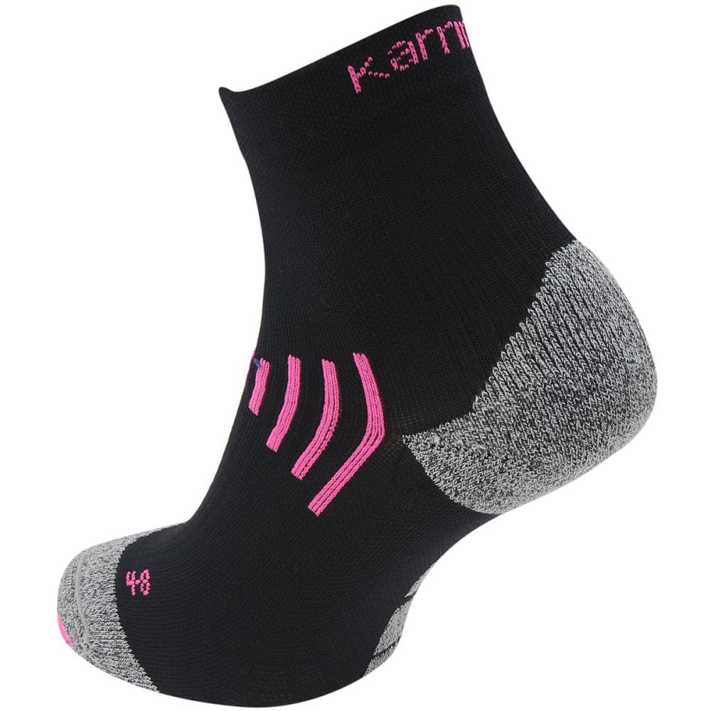KARRIMOR Women's Marathon Socks - BLACK