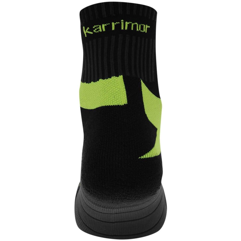 KARRIMOR Women's Ultimate Running Socks - BLACK