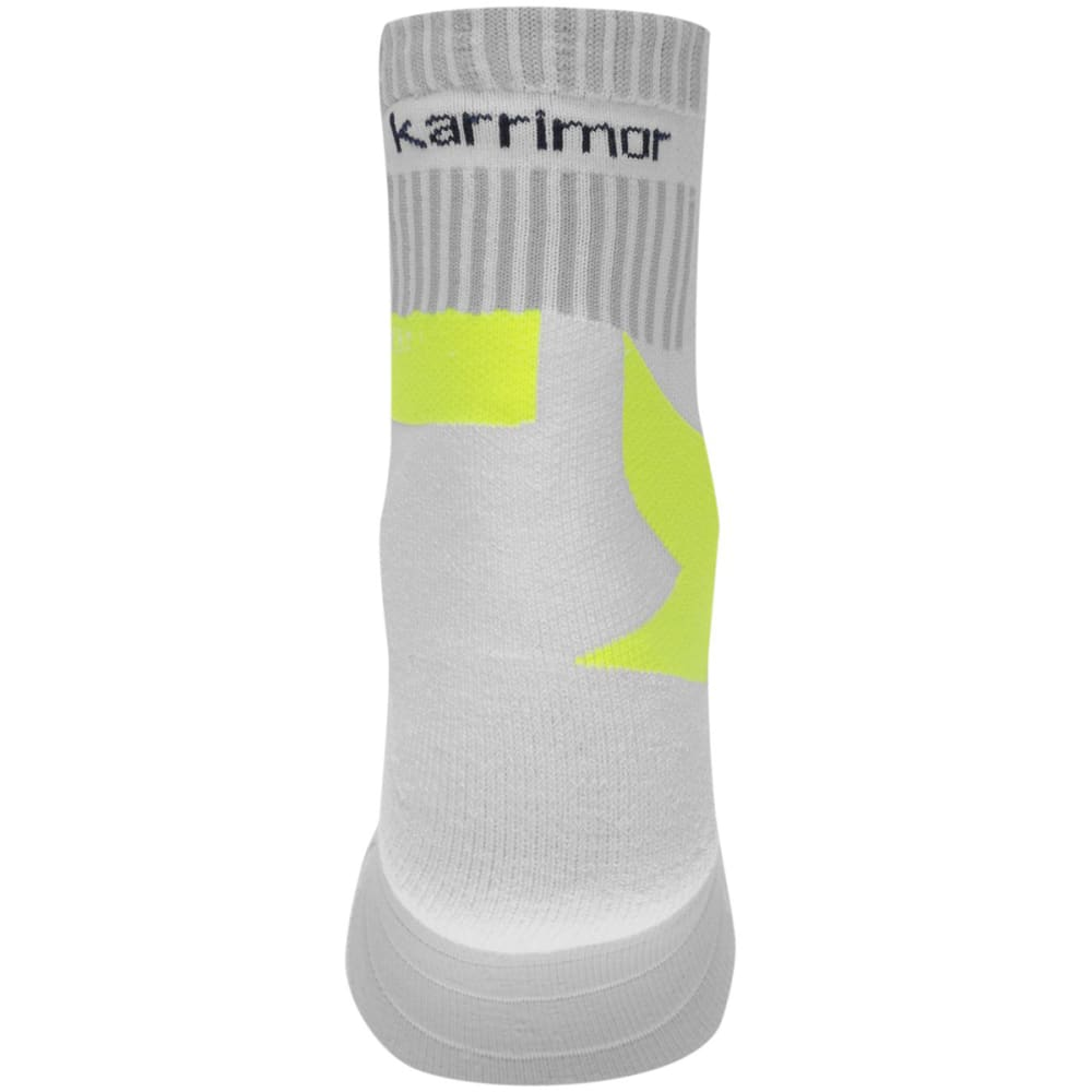 KARRIMOR Women's Ultimate Running Socks - WHITE