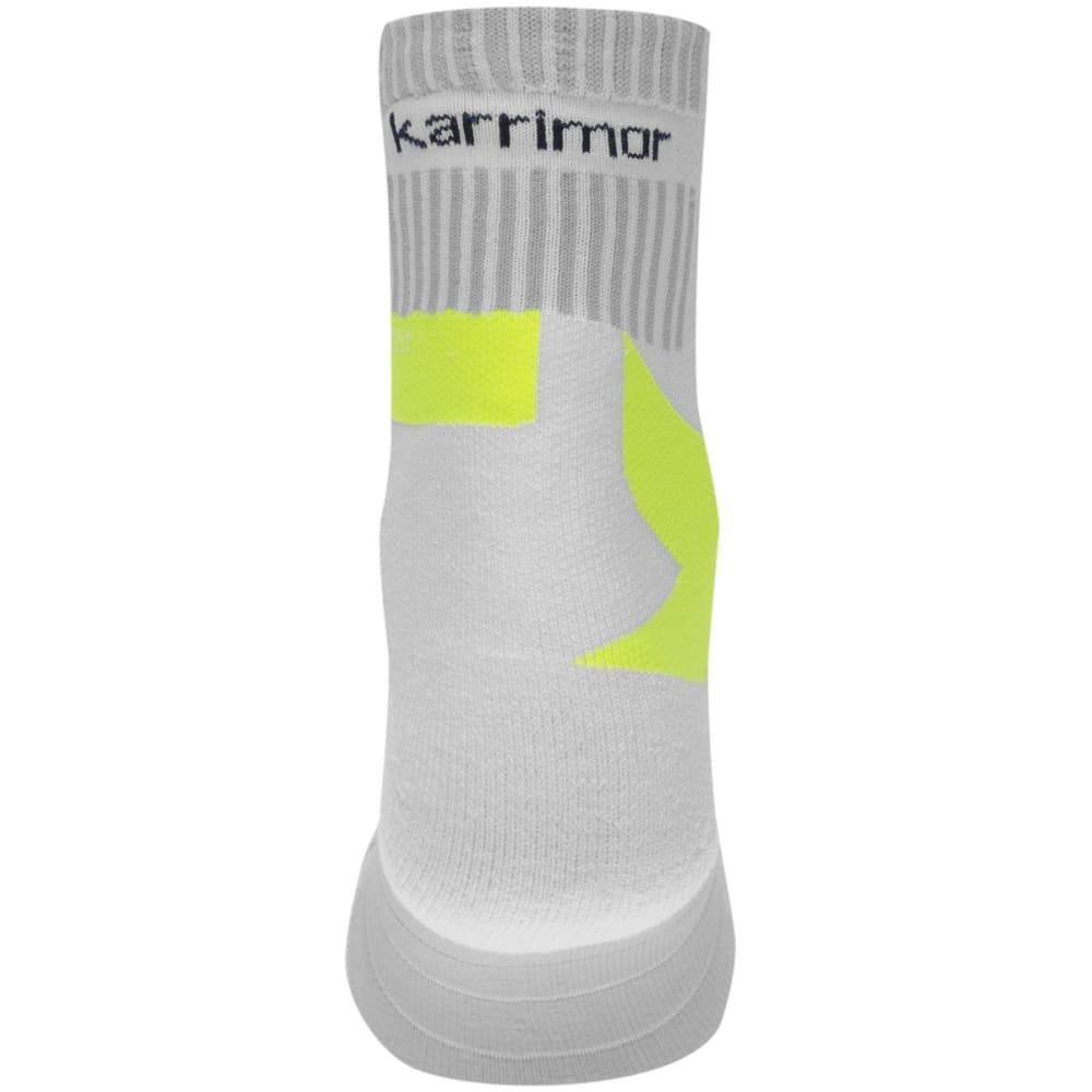 KARRIMOR Women's Ultimate Running Socks - WHITE