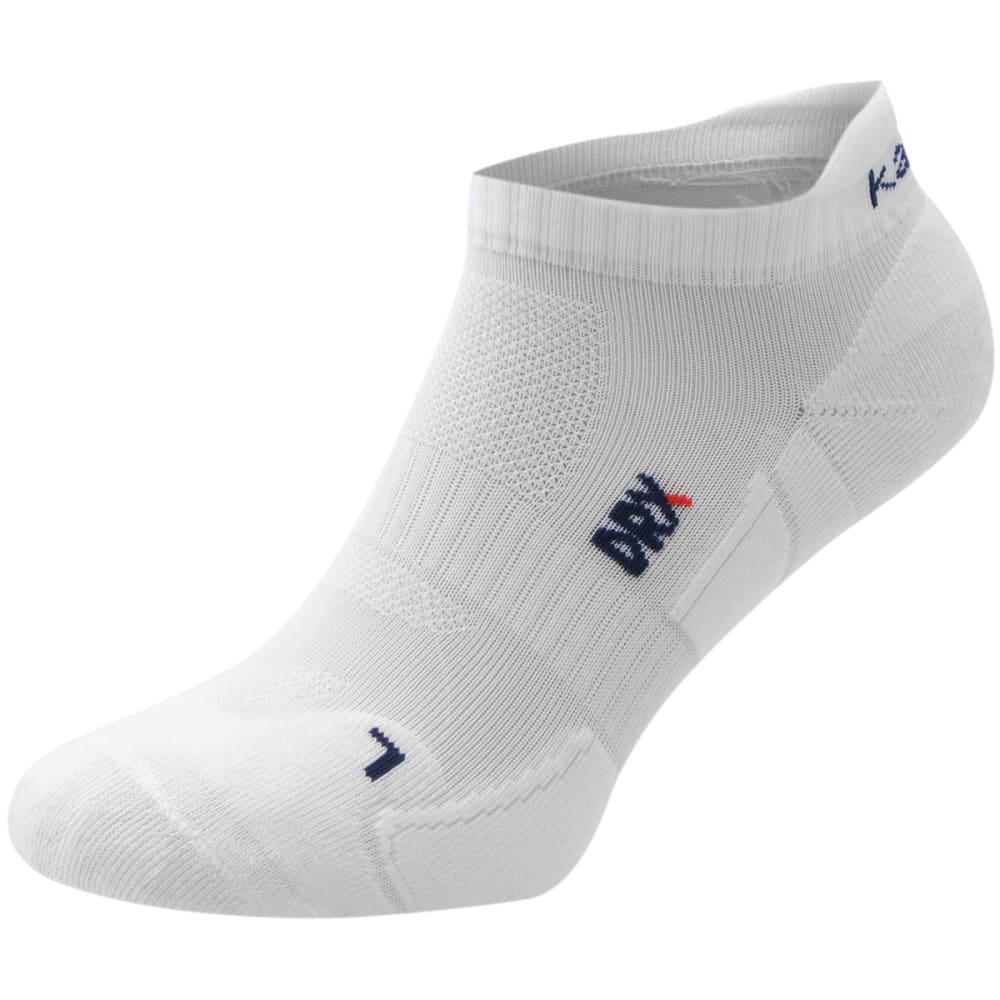 KARRIMOR Men's Running Socks, 2 Pack - WHITE