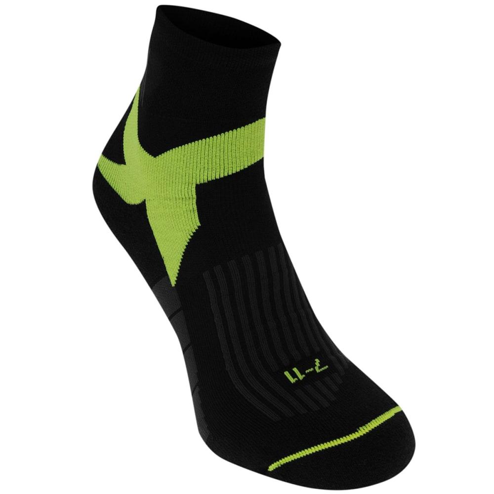KARRIMOR Men's Supreme Running Socks - BLACK