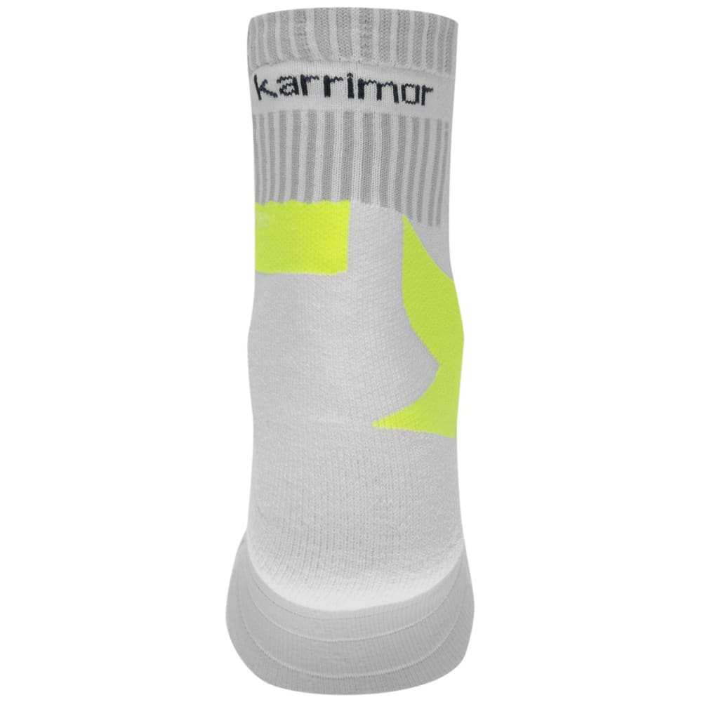 KARRIMOR Men's Supreme Running Socks - WHITE