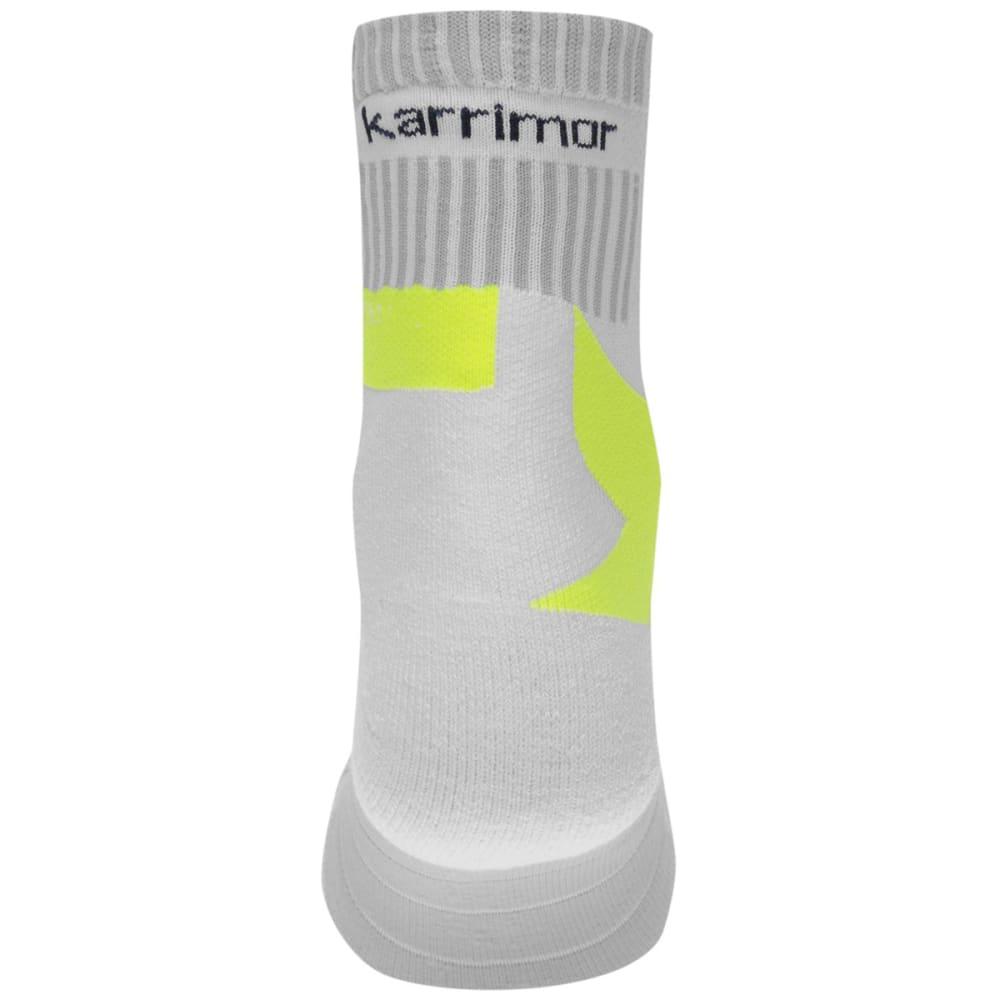 KARRIMOR Men's Supreme Running Socks - WHITE