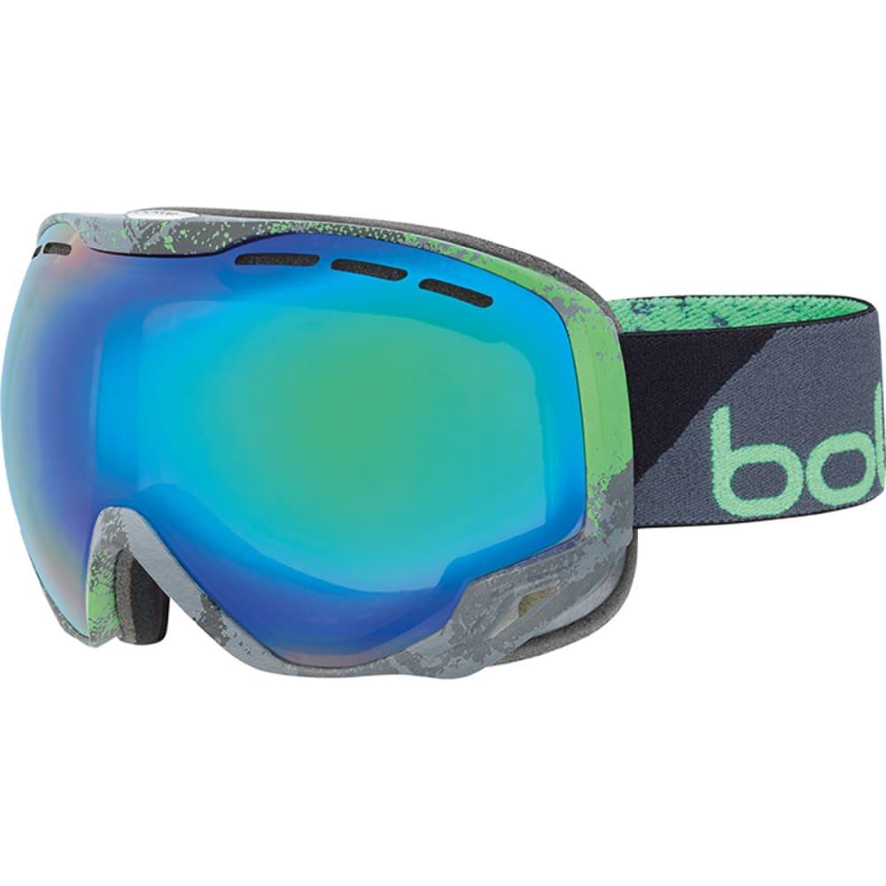 BOLLE Emperor Modulator Goggles - BLACK/GREEN