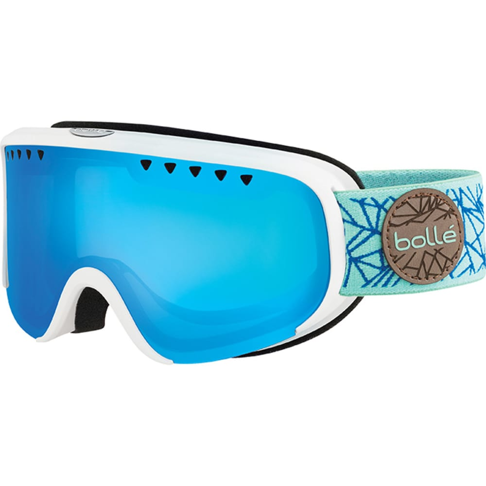 BOLLE Scarlet Modulator Goggles - BLUE/WHITE