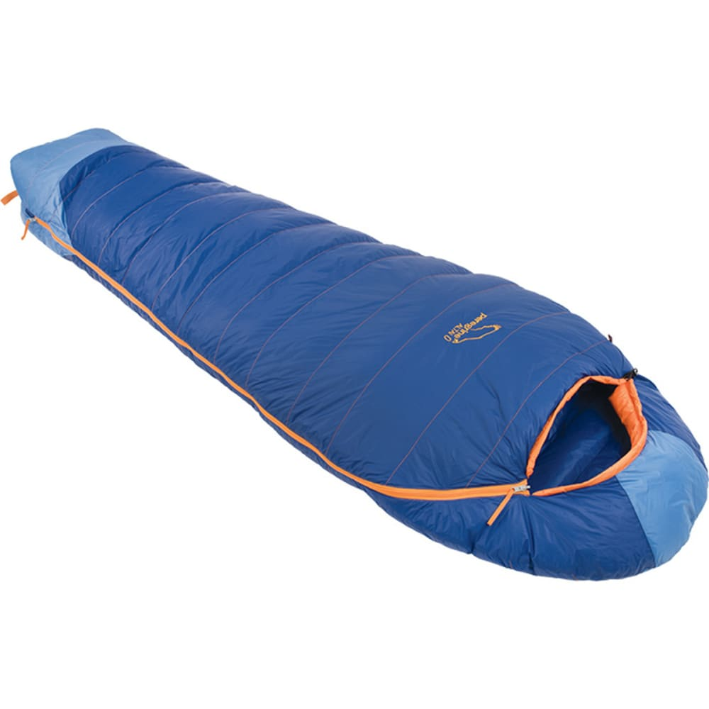 PEREGRINE Altai 0 Sleeping Bag, Long - BLUE