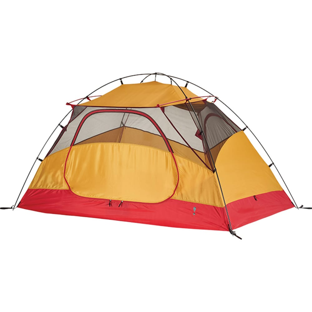 EUREKA Suite Dream 4 Tent - YELLOW/RED