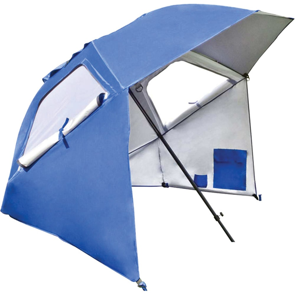 SHED RAIN Shedrays Sport Shell Umbrella - BLUE