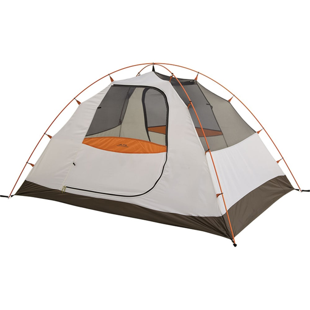 ALPS MOUNTAINEERING Lynx 4 Tent - WHITE/BROWN