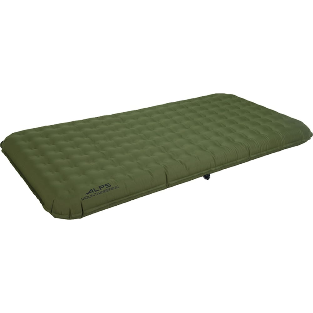 ALPS MOUNTAINEERING Velocity Air Bed, Twin  - NO COLOR