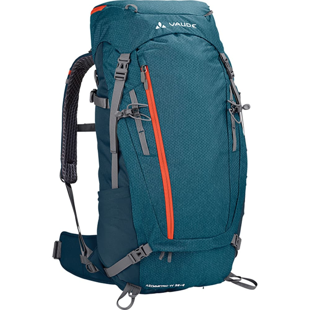 VAUDE Women's Asymmetric 38+8 Backpack  - BLUE