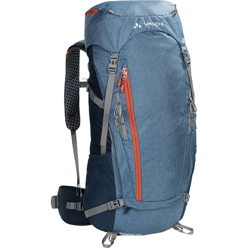 VAUDE Asymmetric 42+8 Backpack - BLUE