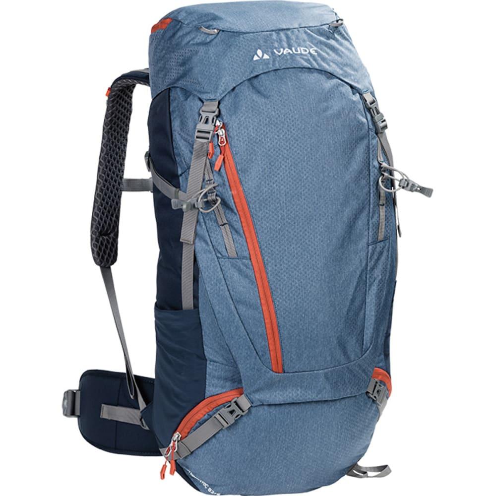 VAUDE Asymmetric 52+8 Backpack - FJORD BLUE