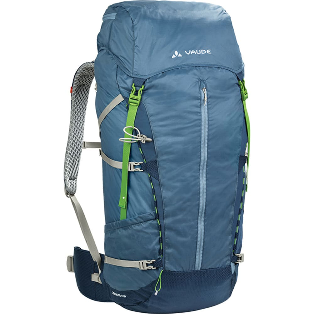 VAUDE Zerum  58+ LW Backpack - FOGGY BLUE
