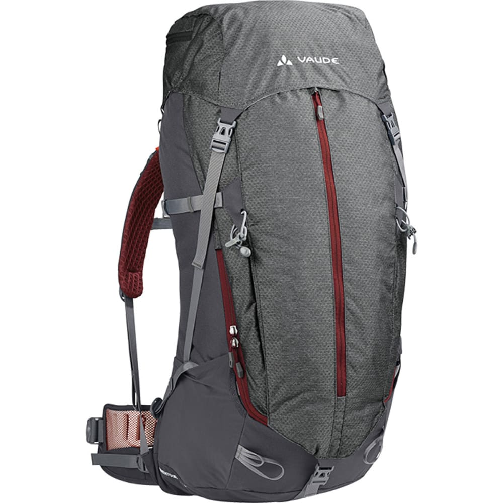 VAUDE Brentour 45+10 Backpack - ANTHRACITE