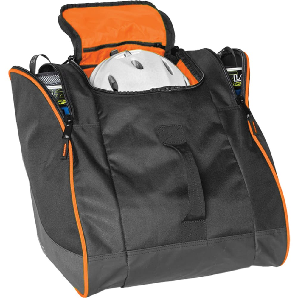 SPORTUBE Traveler Boot Bag - ORANGE