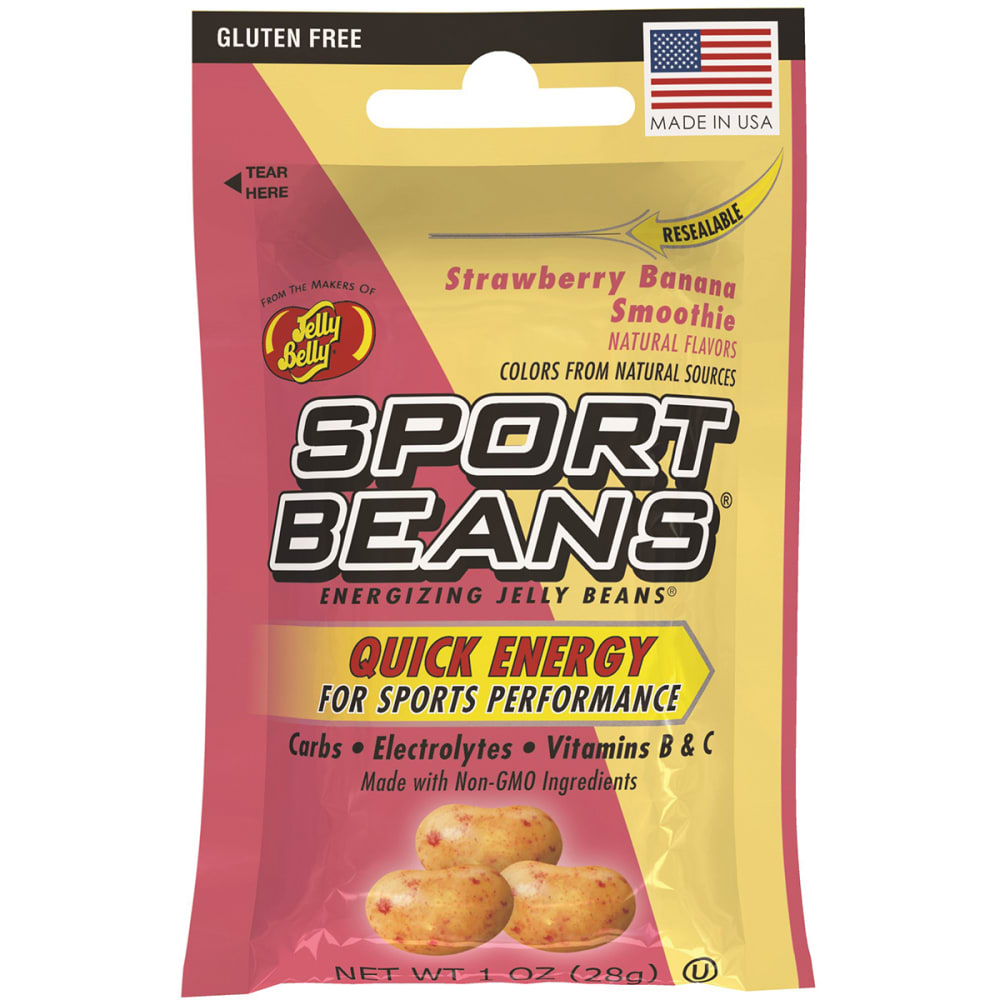 JELLY BELLY Sports Beans Strawberry Banana Smoothie - NO COLOR