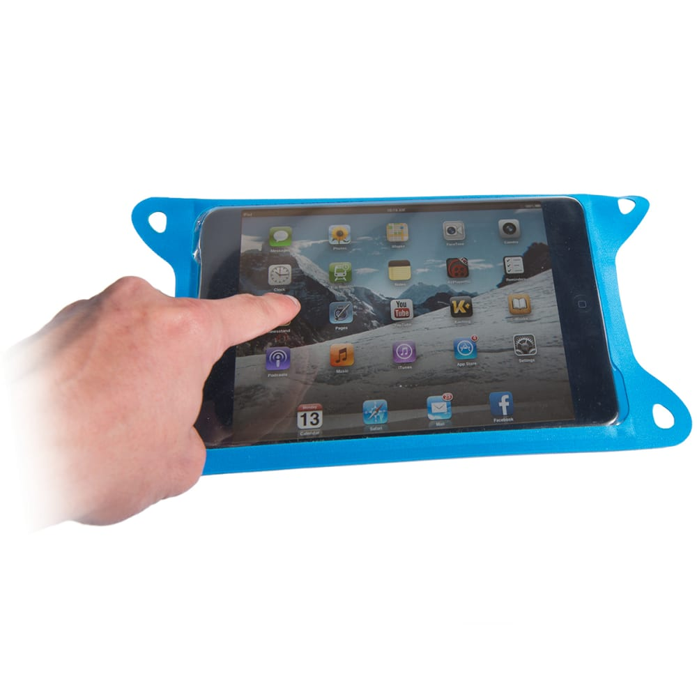 SEA TO SUMMIT TPU Guide Waterproof Case for Tablets, Small - BLUE
