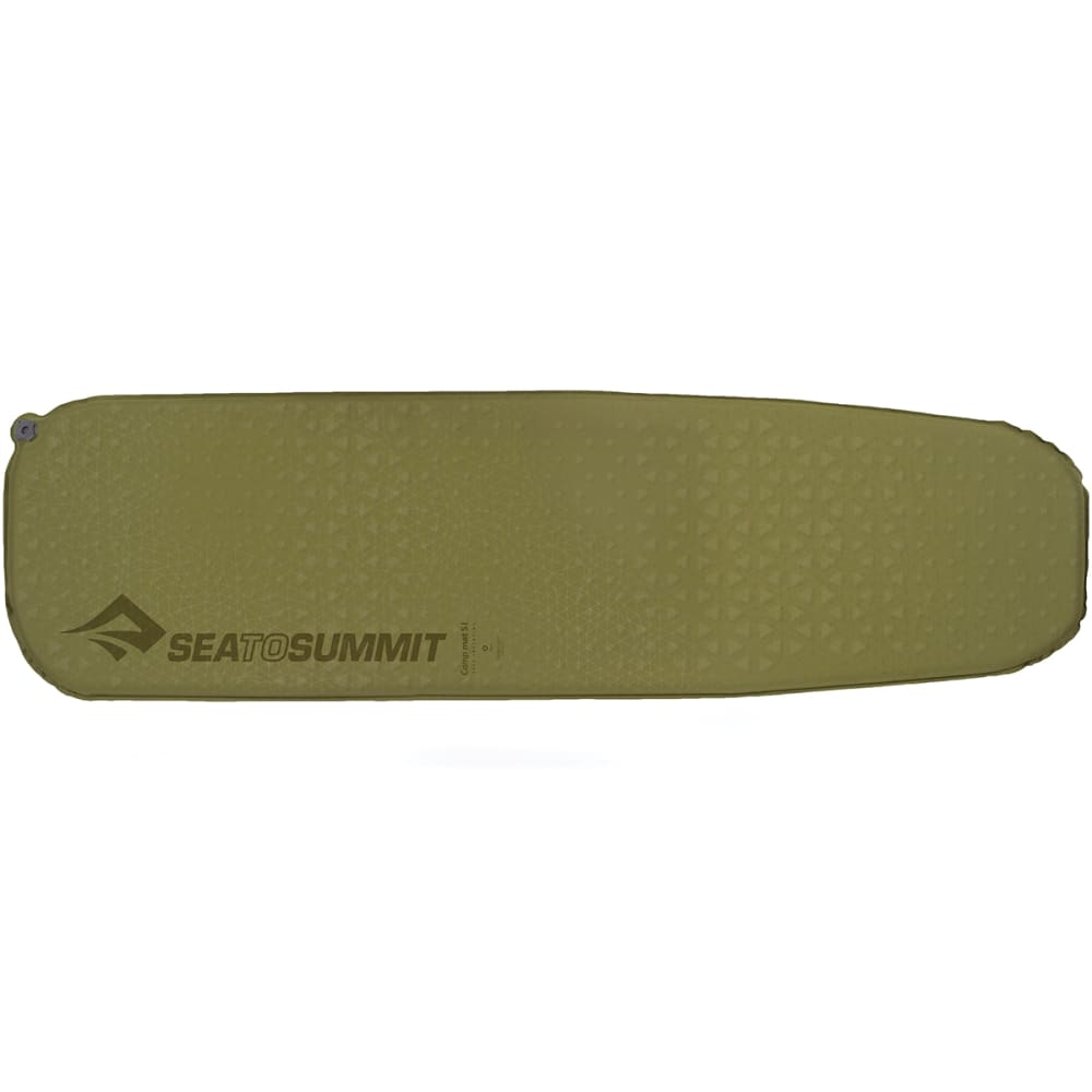 SEA TO SUMMIT Camp SI Sleep Mat, Regular - OLIVE GREEN