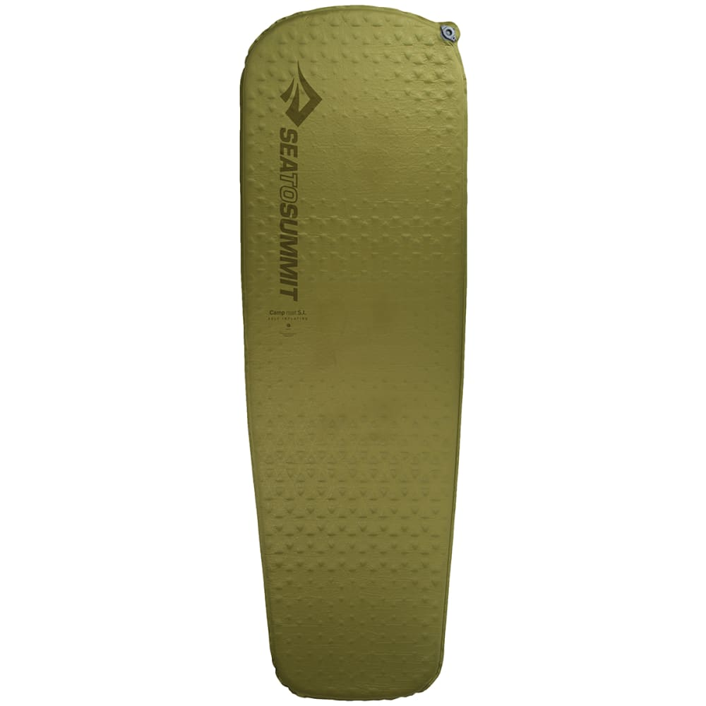 SEA TO SUMMIT Camp SI Sleep Mat, Large - OLIVE GREEN