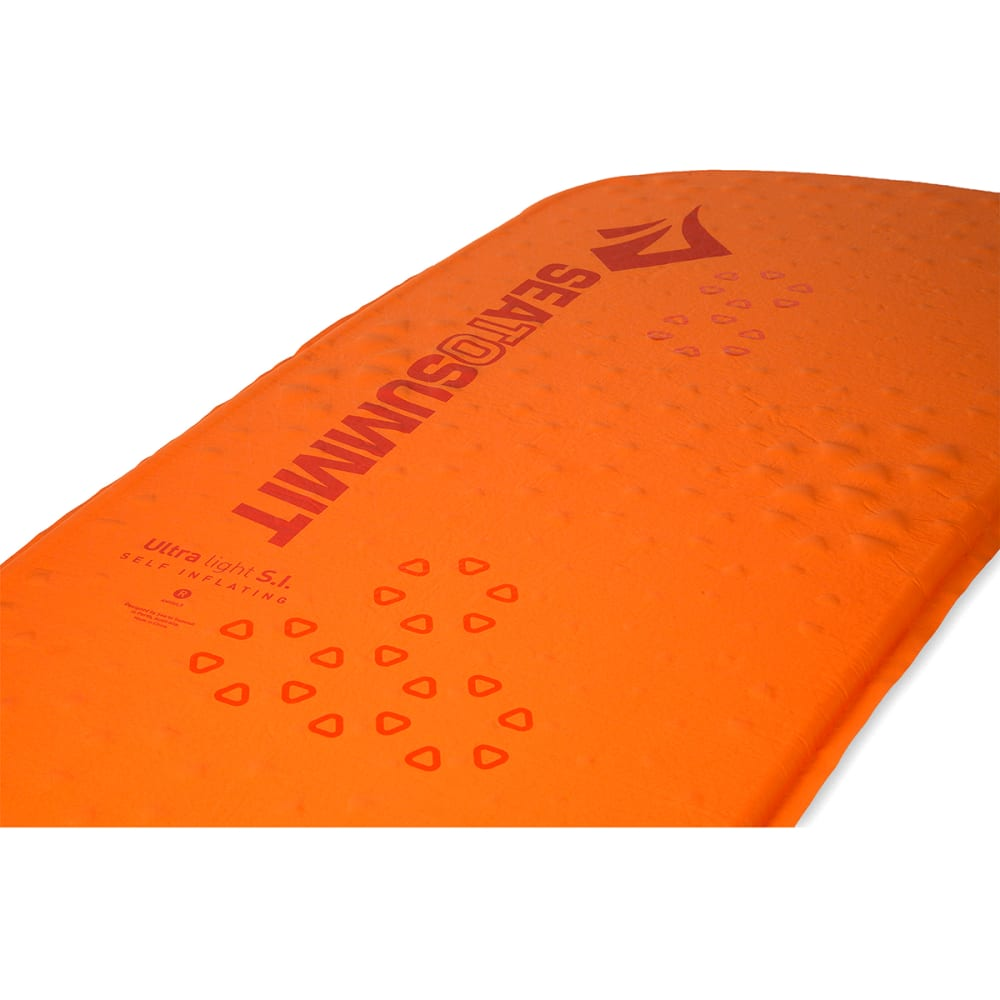 SEA TO SUMMIT Ultralight SI Sleep Mat, Large  - ORANGE