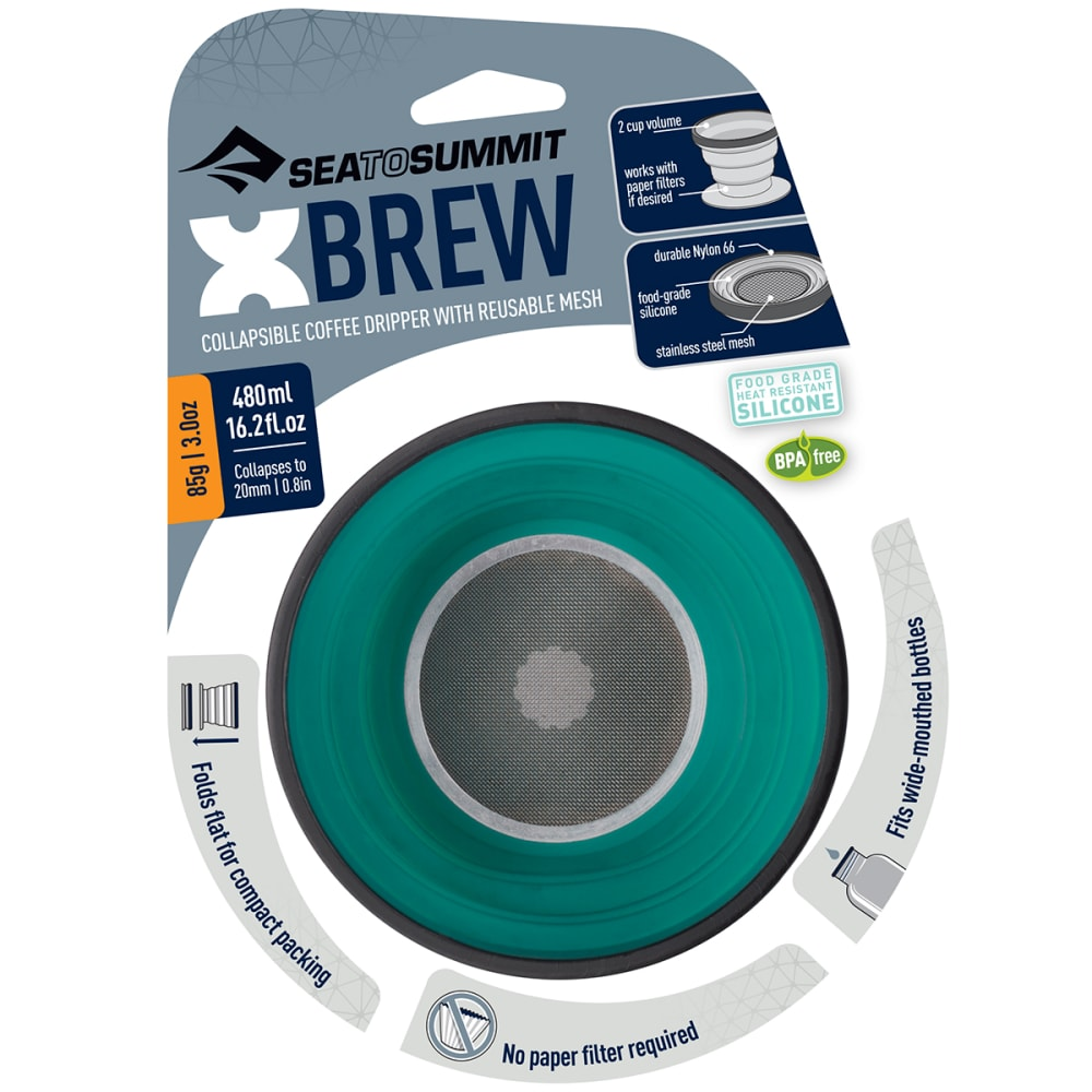 SEA TO SUMMIT X-Brew Coffee Dripper - PACIFIC BLUE