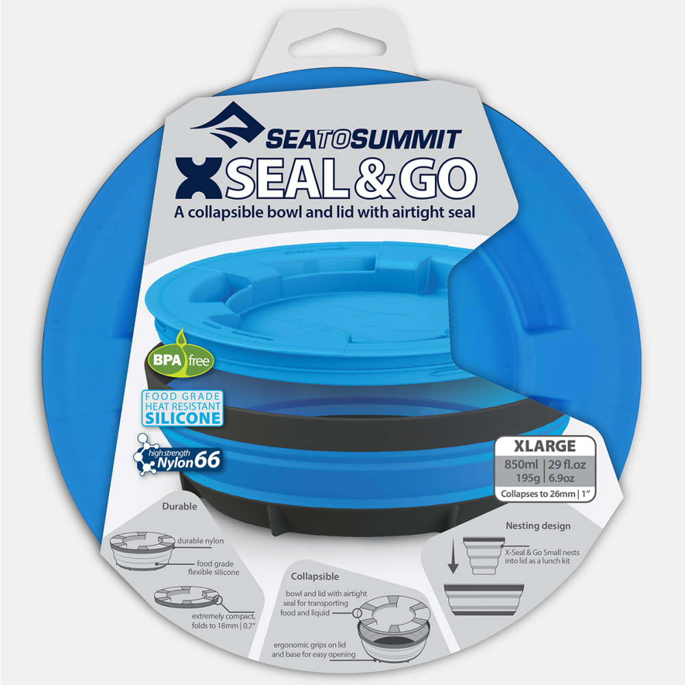 SEA TO SUMMIT X- Seal & Go X- Large - ROYAL BLUE-36