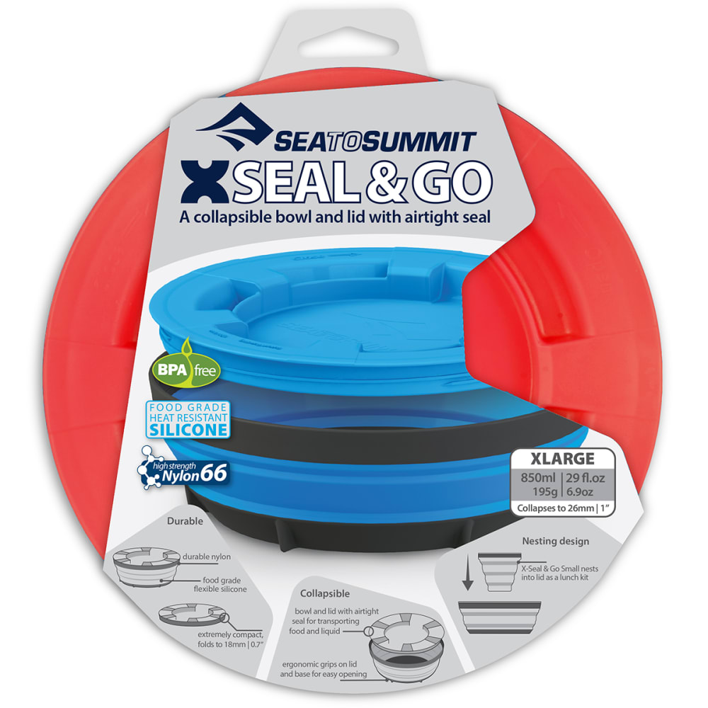 SEA TO SUMMIT X- Seal & Go X- Large - RED-20
