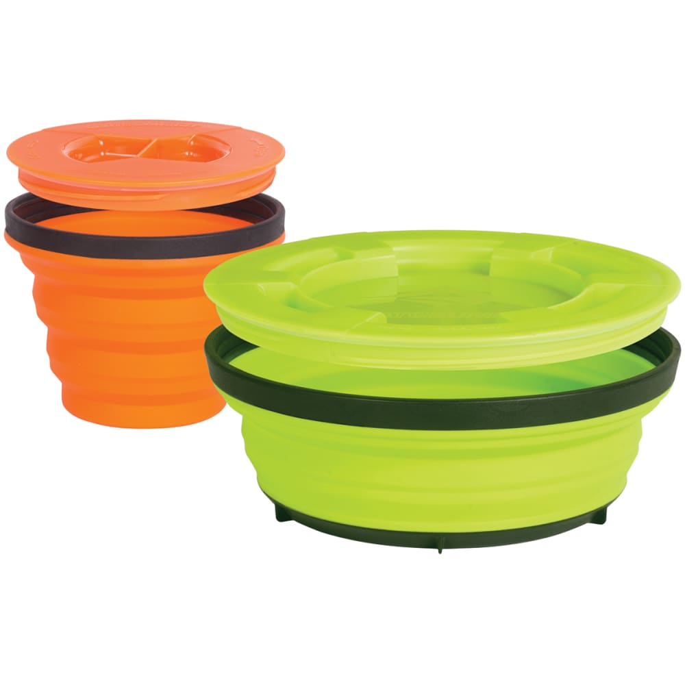 SEA TO SUMMIT X-Seal & Go Small Set - LIME/ORANGE -41