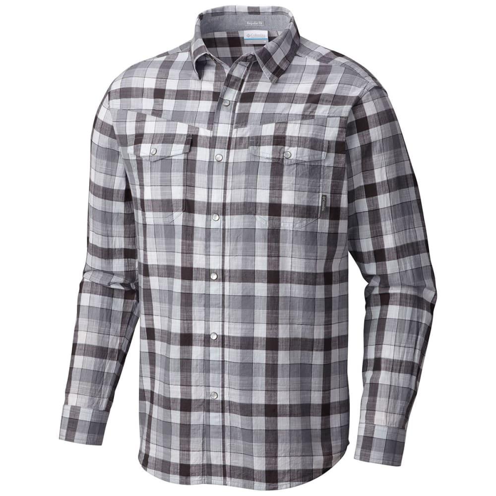 COLUMBIA Men's Leadville Ridge Long-Sleeve Shirt S