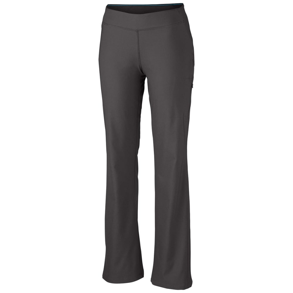 COLUMBIA Women's Back Beauty™ Boot Cut Pants - 028-GRILL