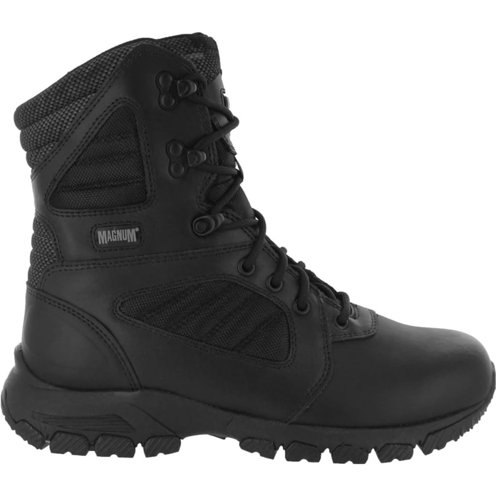 MAGNUM Men's 8 in. Response III Work Boots, Black - BLACK