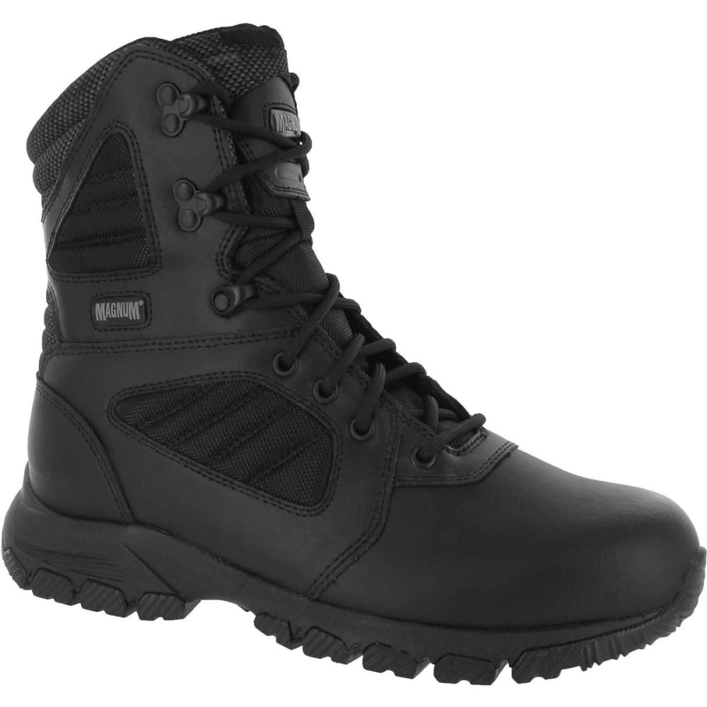 MAGNUM Men's 8 in. Response III Work Boots, Black - BLACK