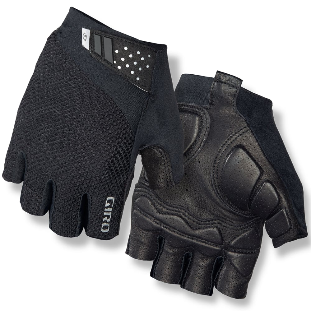 GIRO Men's Monaco™ II Gel Cycling Gloves - BLACK