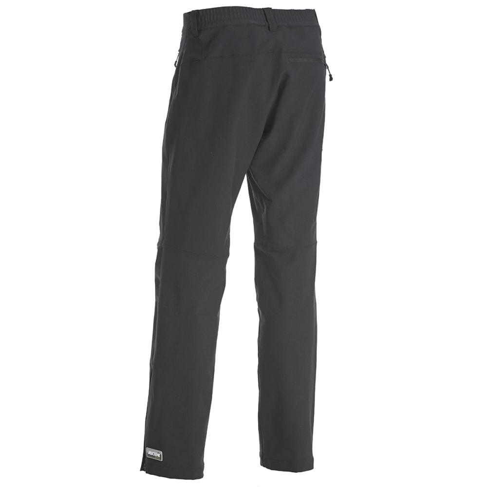 EMS® Men's Pinnacle Soft Shell Pants - BLACK
