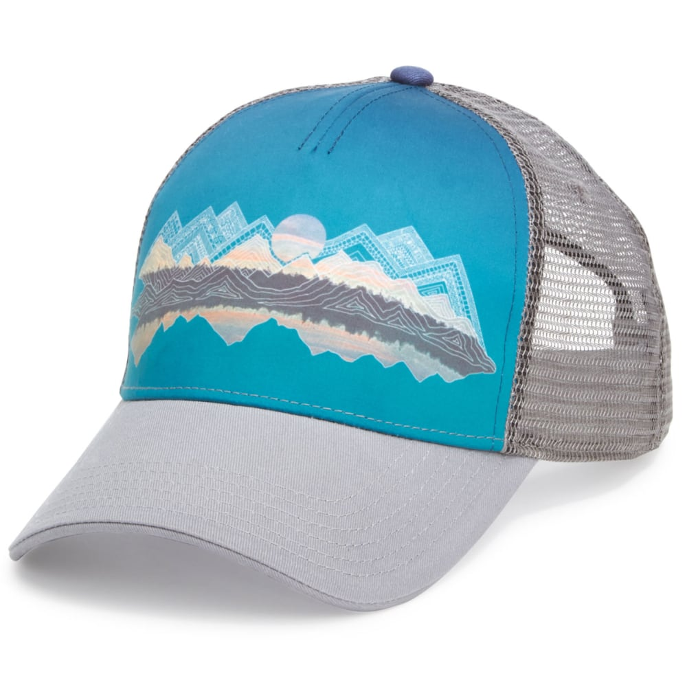 EMS Men's #NoFilter Trucker Hat - REFLECTING POND
