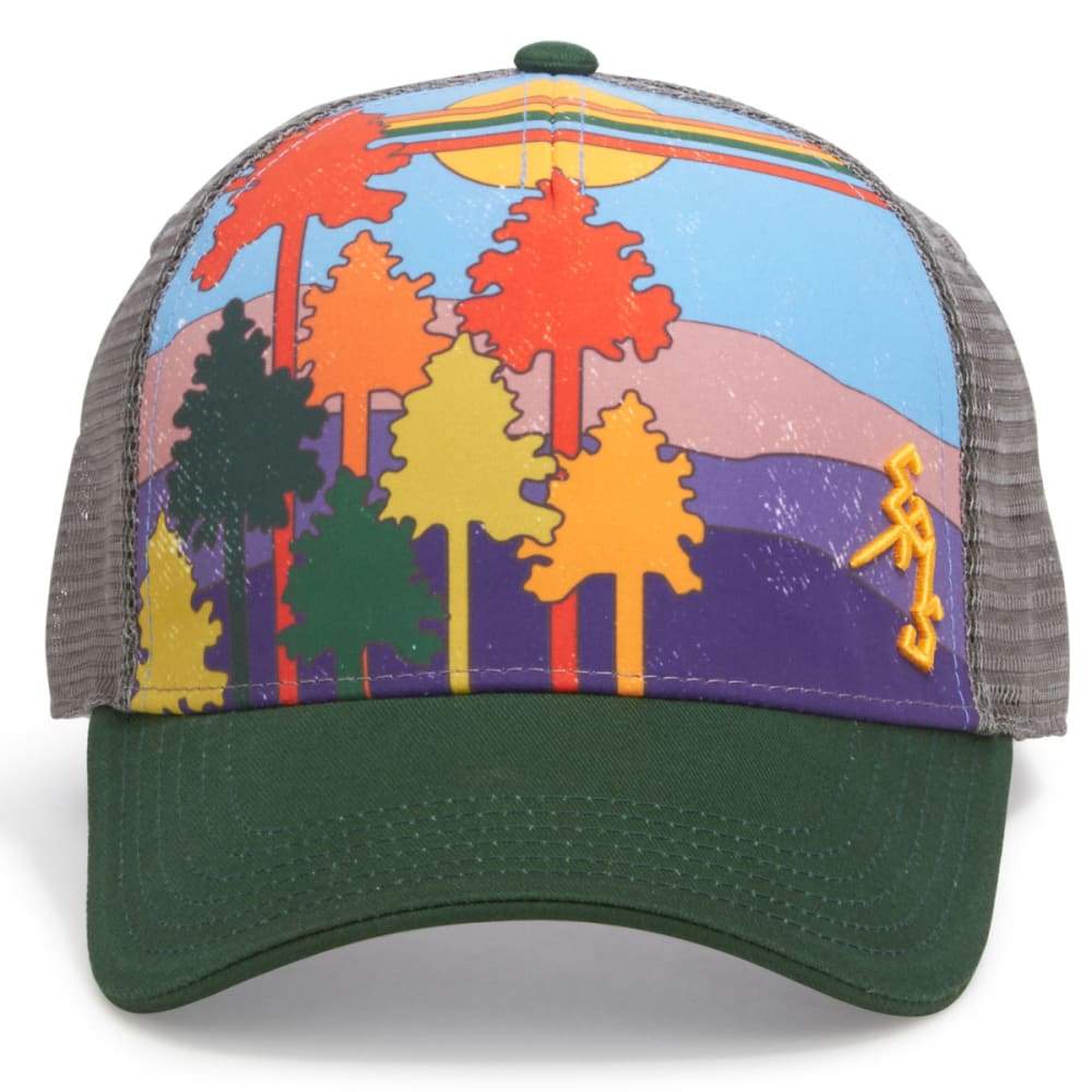 EMS® Men's '80s Trucker Hat - EDEN