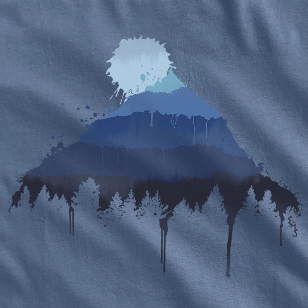 EMS® Men's Mountain Splash Graphic Tee - VINTAGE INDIGO