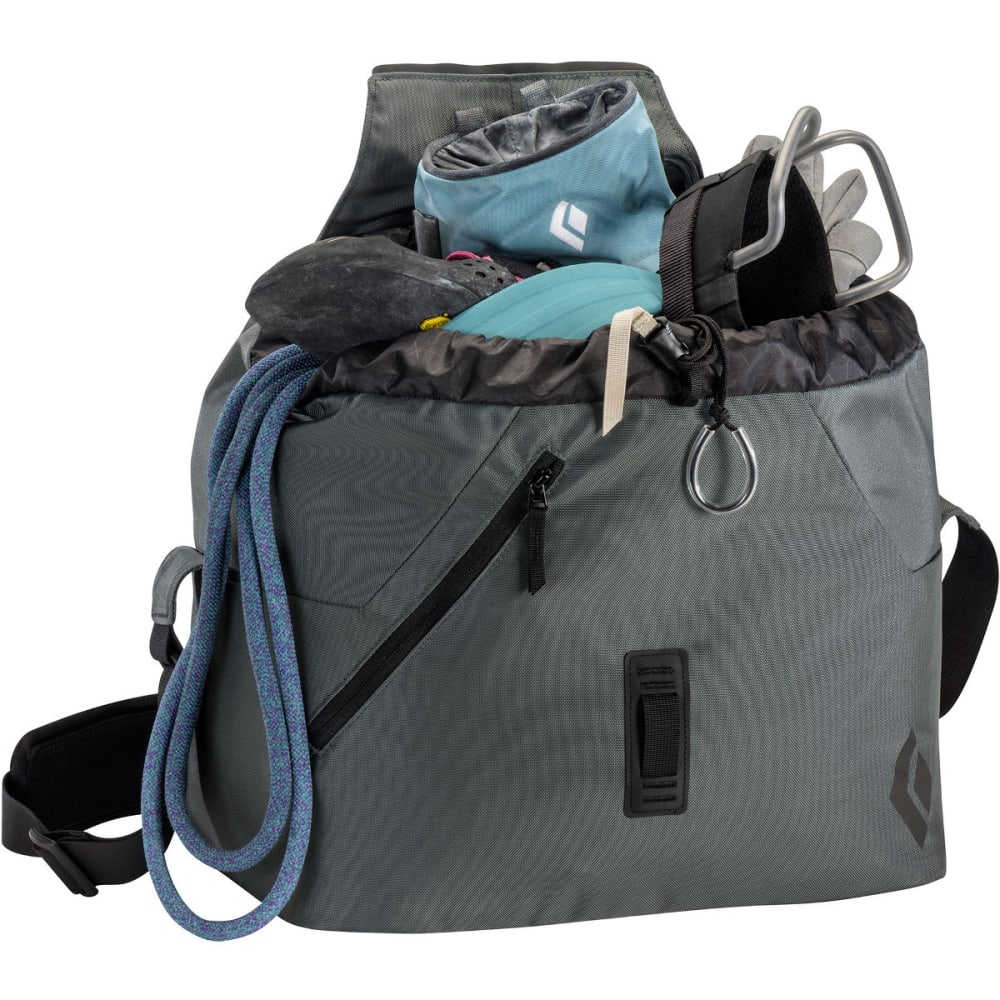 BLACK DIAMOND Gym 30 Gear Bag  - GRAY