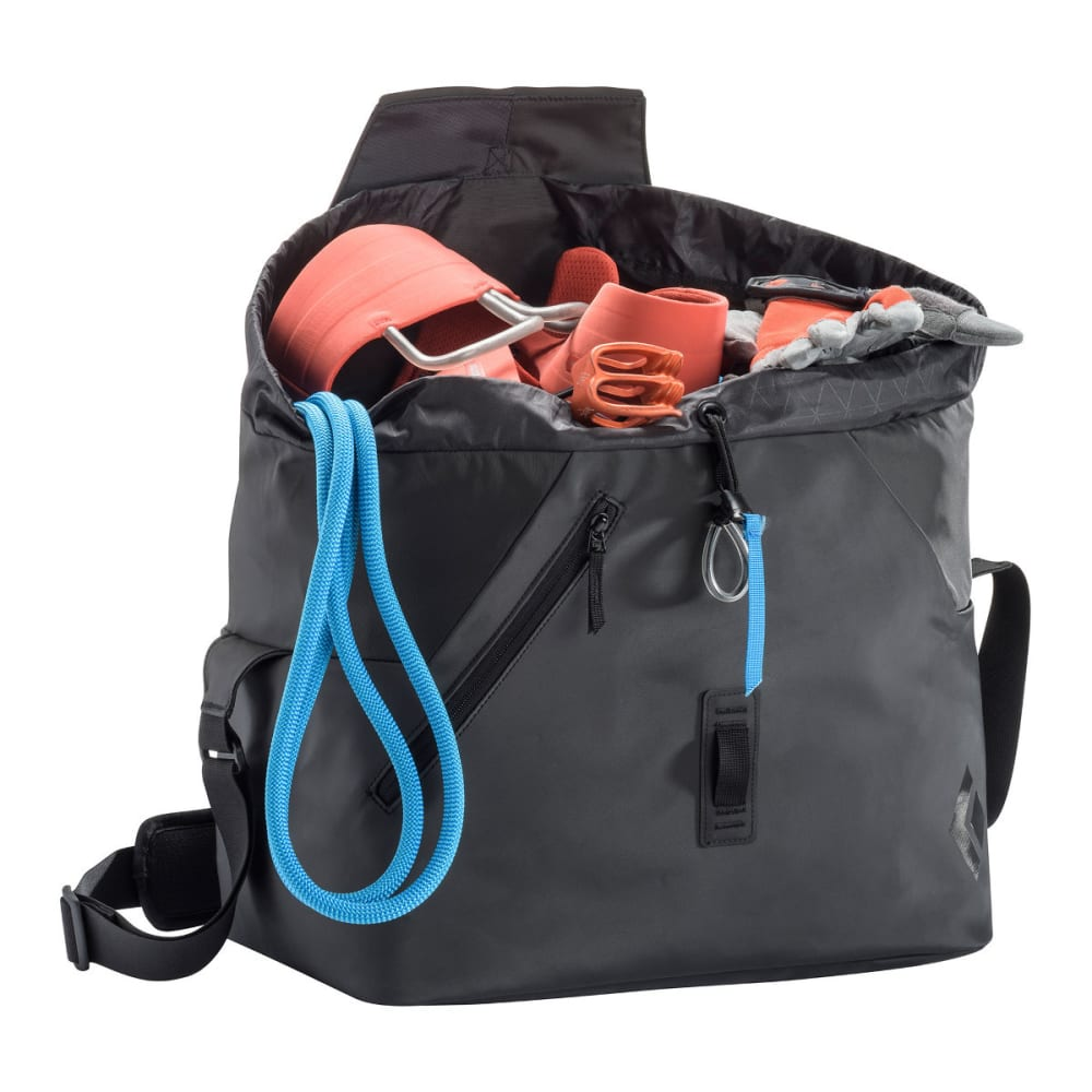 BLACK DIAMOND Gym 35 Gear Bag - BLACK