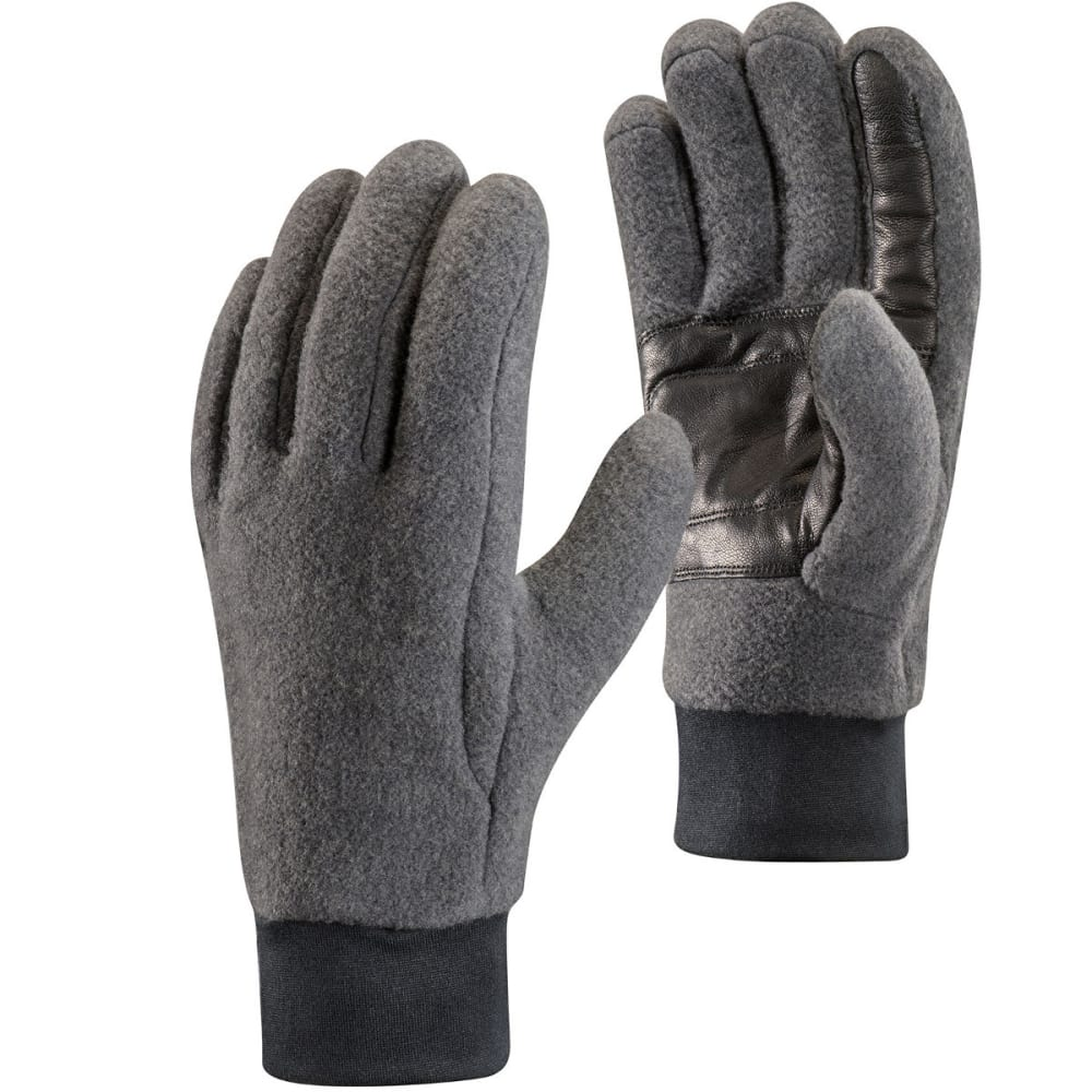 BLACK DIAMOND Men's Heavyweight Wooltech Liner Gloves - SLATE