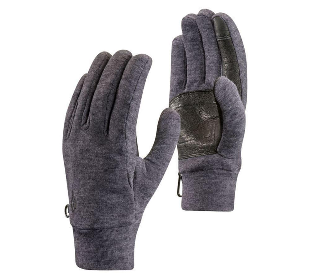 BLACK DIAMOND Men's Midweight Wooltech Gloves - SLATE