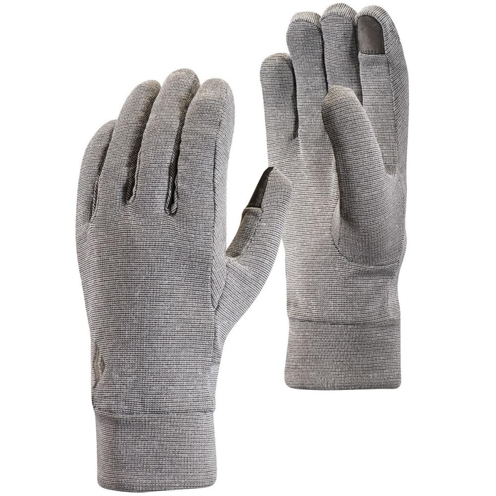BLACK DIAMOND Lightweight Wooltech Gloves - SLATE
