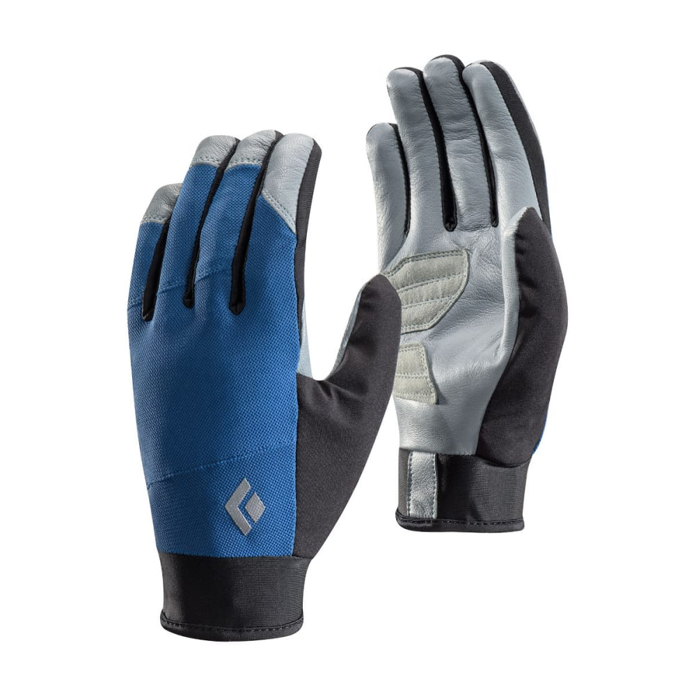 BLACK DIAMOND Men's Trekker Gloves - DENIM